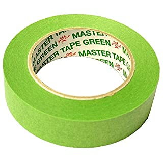 Carsystem Master Green Tape 30mm x 50m
