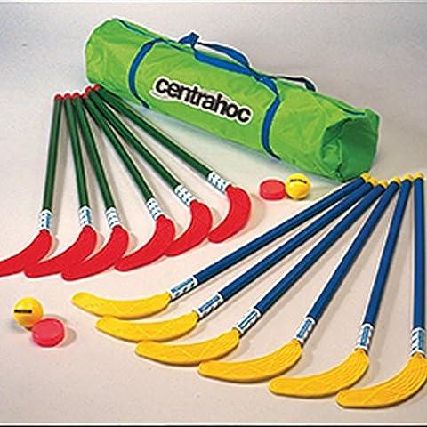 Centrahoc Standard Level Skill builder Equipment Kit Practice/Training Hockey Set by Centrahoc