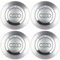 Luck16888 - Tapacubos para Audi 2002-2007, Audi, A4, B6, 16
