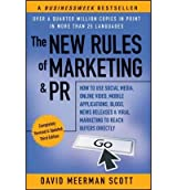 [NEW RULES OF MARKETING & PR] by (Author)Scott, David Meerman on Oct-04-11