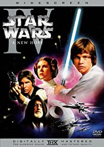 Star Wars - A New Hope DVD