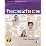 face2face for Spanish Speakers Upper Intermediate Workbook with Key