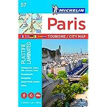 Plan Paris Tourisme (Plastifie)