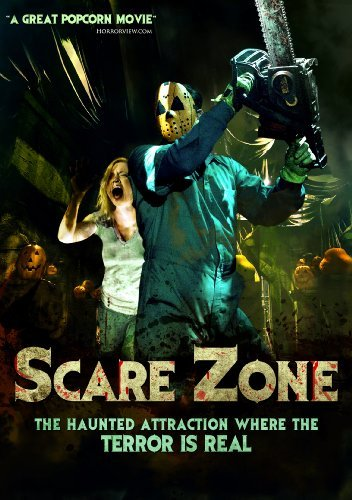 Scare Zone (A Conjuring Halloween Tale) (2013) by Neil Brown Jr.