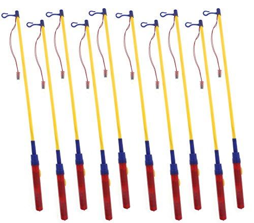 rnenstab 50cm Lampionstab Ideal für Kindergeburtstage, Laternenumzüge ,Kindergarten - Laterne Laternenumzug Laternenfest (Starline Halloween Kostüme)