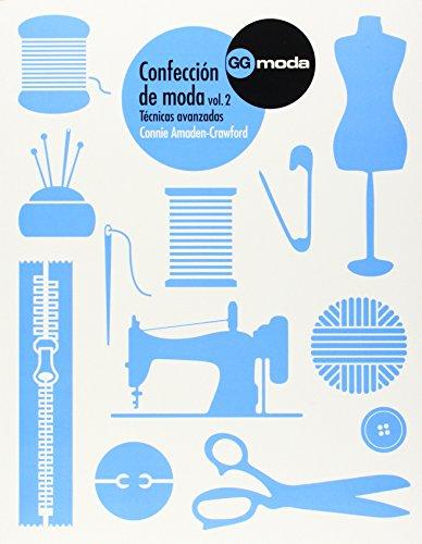 Confección de moda. Vol.2 (GGmoda)