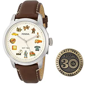 fossil townsman limited edition le1018 mens