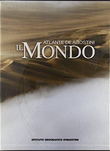 Il mondo. Atlante De Agostini (Grandi atlanti) por aa.vv.