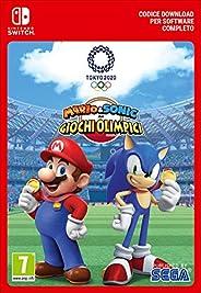 Mario & Sonic ai Giochi Olimpici di Tokyo 2020 Standard | Nintendo Switch - Codice down