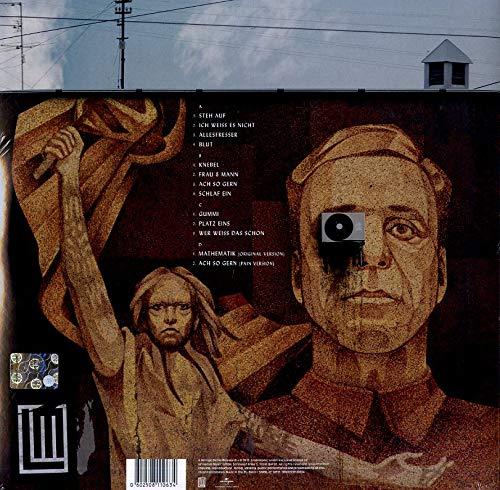 51OyDRt9FhL - F & M (Digipack) [Vinyl LP]
