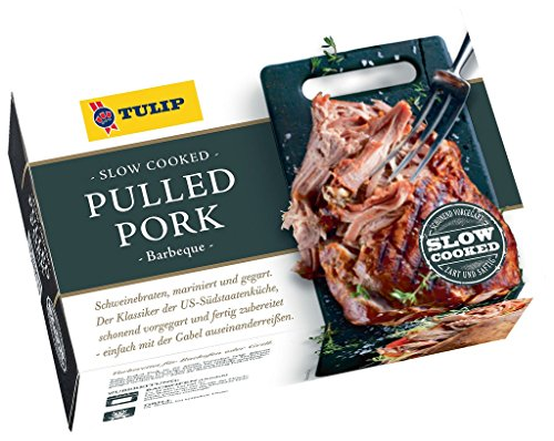 Preisvergleich Produktbild Tulip - Slow Cooked Pulled Pork - TK 550g