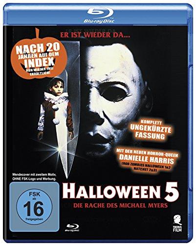 che des Michael Myers (Uncut) [Blu-ray] (Halloween Michael Myers Filme)