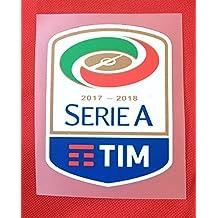 Patch Badge Serie A TIM maglia Lega Calcio Ufficiale GOMMINA Originale Genuine 2017/18