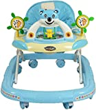 Goyal's PANDA BABY MUSICAL WALKER - BLUE