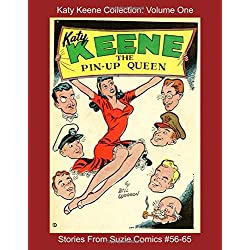 Katy Keene Collection: Volume One - Stories From Suzie Comics #56-65 (Golden Age Reprints by StarSpan)