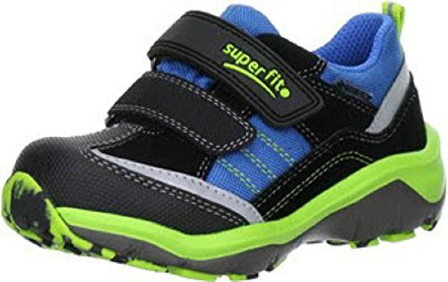 Superfit - Kinderschuhe 7-00238-03 Schwarz Multi