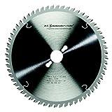 Tischkreissägeblatt D.250mm Bohrung 30mm 60Z.negativ HM Schnitt-B.3