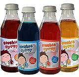 4 Multi Pack von Slushie Sirup - Mango