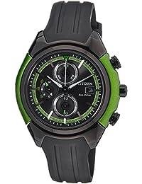 Citizen Eco-Drive Analog Black Dial Men's Watch CA0289-00E