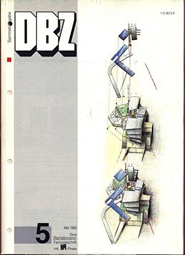 Bodenbeläge - Anforderungen und Kosten im Vergleich, in: DEUTSCHE BAUZEITSCHRIFT, 5/1993.