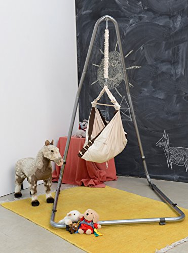 AMAZONAS Baby Hängematte Kangoo 70cm x 40cm bis 15 kg in Weiß - 15