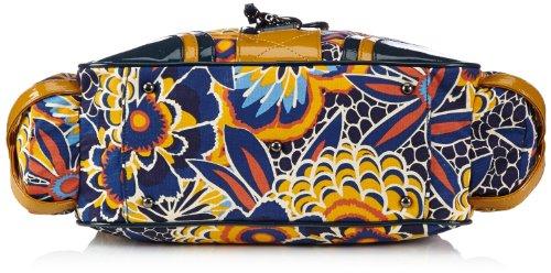 Sansibar  Calypso, sac à main femme Jaune - Yellow - Gelb (sun)
