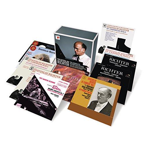 Sviatoslav Richter: The Complete Album Collection (Coffret 18 CD)