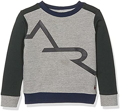 Angel & Rocket Boy's Gray Sweatshirt, Grey, 5 Years (Manufacturer Size:5)