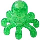 F-eshion 1pcs Cute Octopus Bras de cou épaule Dos de massage du cuir chevelu masseur à main levée, couleur aléatoire