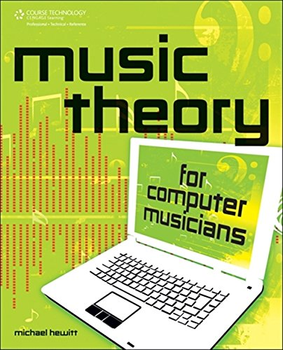 Music Theory for Computer Musicians, m. CD-ROM