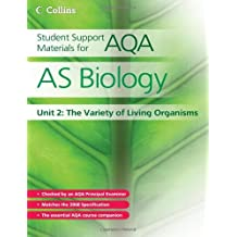 Student Support Materials for AQA: AS Biology, Unit 2: The Variety of Living Organisms by Mike Boyle (20-May-2008) Paperback