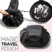 NEW Organizer Large-capacity Drawstring Travel cosmetic bag Makeup bags storage bag magic Pouch Toiletry Beauty Kit Box Wash