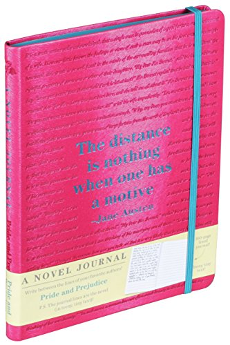 Pride and Prejudice: A Novel Journal