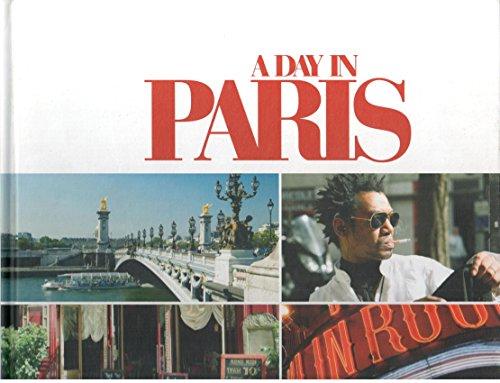 A Day in Paris - Fotobildband inkl. 4 Musik-CDs (earBOOK) (Music Box Frankreich)