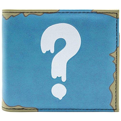 Gravity Falls Rätsel Shack Frage Blau Portemonnaie Geldbörse