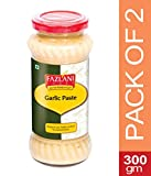 #4: Ready To Use Garlic Paste By Fazlani Foods, 300 gms - Pack of 2