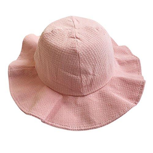 Brightup 0-3 Jahre Baby Hüte / Caps, Breiter Krempe Baby Sonnenhut, Fischer - Kostüm Fischer Hut