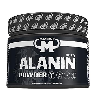 Mammut Beta Alanine Powder 300gm