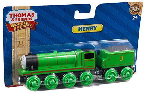 Thomas & Friends Wooden Railway Henry Engine