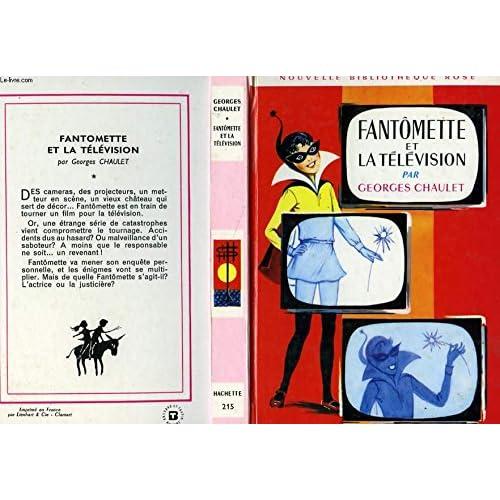 Fantômette et la télévision