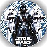 Premium Esspapier Tortenaufleger Star Wars T8