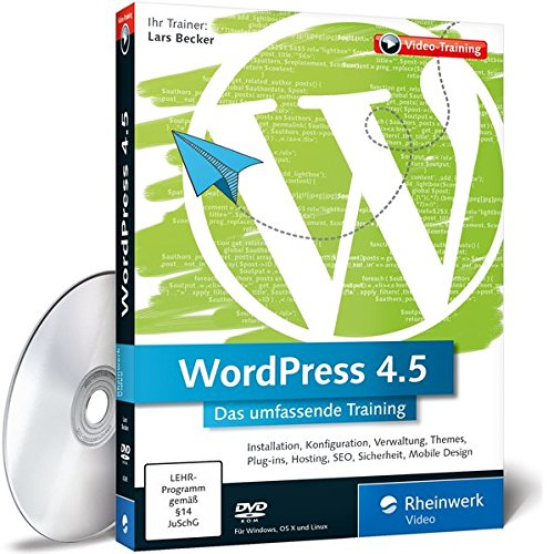 WordPress 4.5 - Der perfekte Ler...