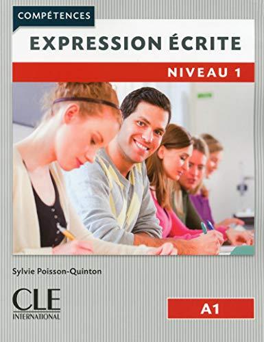 Expression écrite 1 - Niveau A1 - Livre - 2ème édition