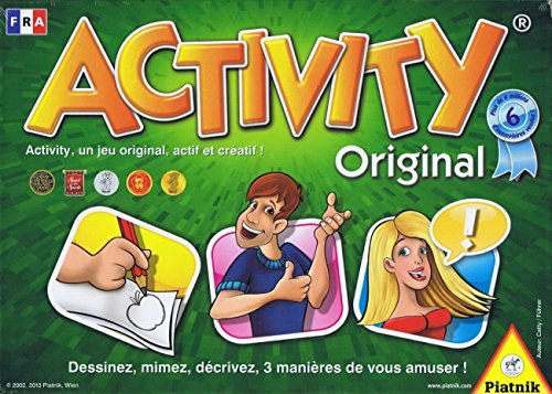 Piatnik 7307 - Activity Original - Französisch, Brettspiel