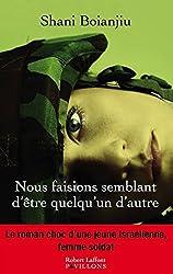 Nous faisions semblant d'être quelqu'un d'autre (PAVILLONS) (French Edition)