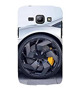 ifasho Designer Back Case Cover for Samsung Galaxy J2 J200G (2015) :: Samsung Galaxy J2 Duos (2015) :: Samsung Galaxy J2 J200F J200Y J200H J200Gu (Fine Art Gps Car)