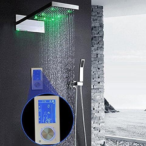 Fx@ Doccia termostatico digitale Controller Touch controllo