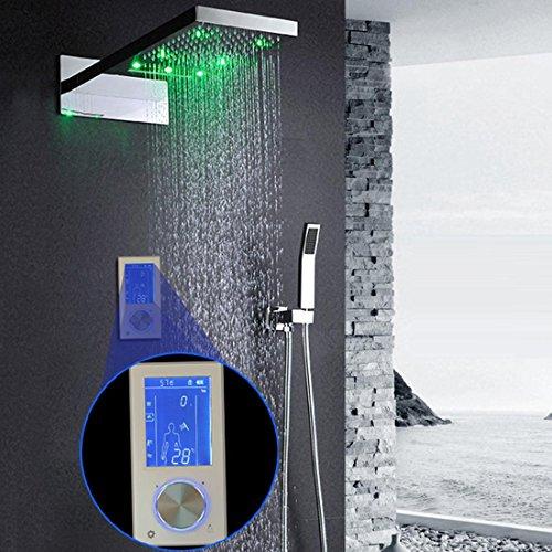 HT@ Doccia termostatico digitale Controller Touch controllo