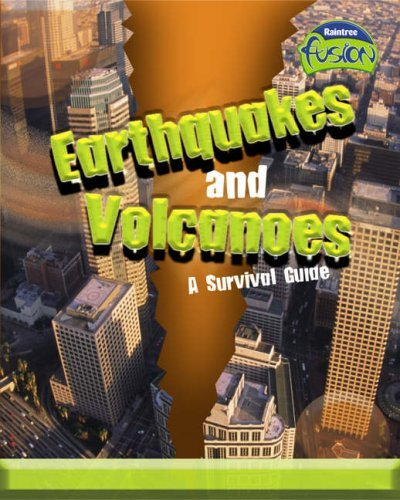 Earthquakes and Volcanoes: A Survival Guide (Geography) by John Townsend (2005-09-26) par John Townsend