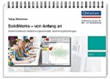 Product icon of SolidWorks - von Anfang an: Band 1: Grundfunktionen,